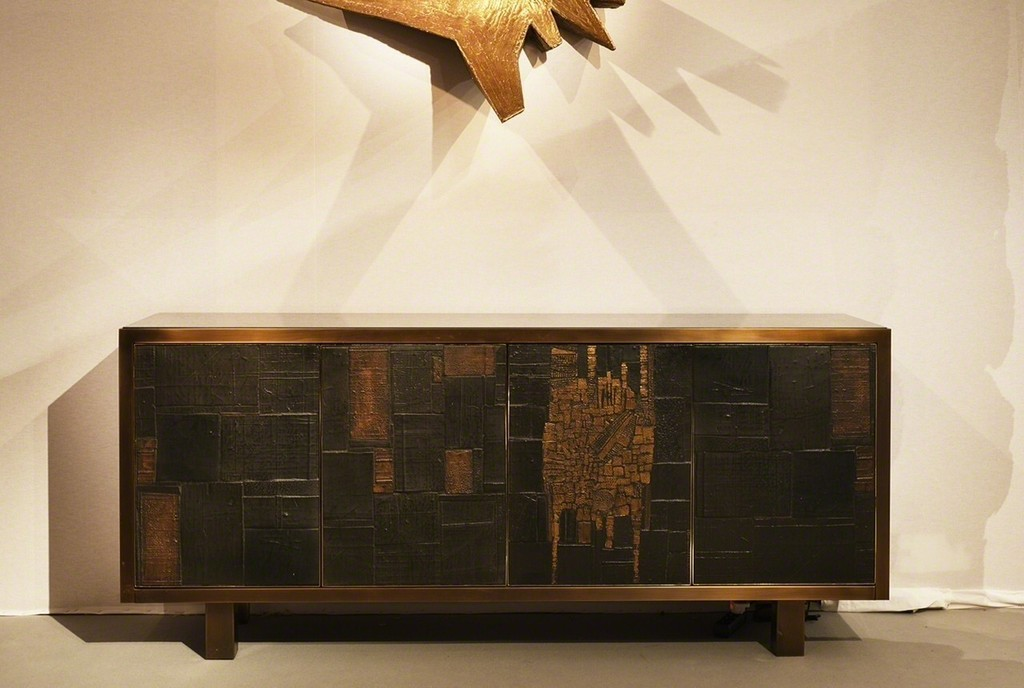 Pia Manu, Sideboard, circa 1970.