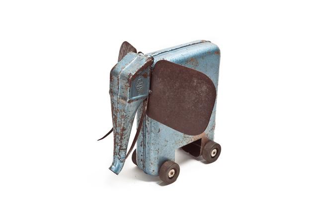 , 'Elefante azul,' 2016, Victor Lope Arte Contemporaneo