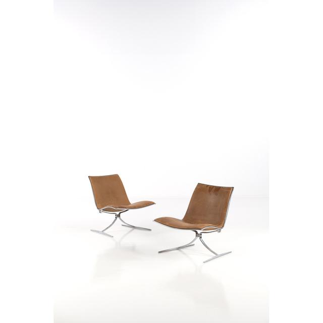 Preben Fabricius, 'Skaters, Pair of fireside chairs', 1968, PIASA
