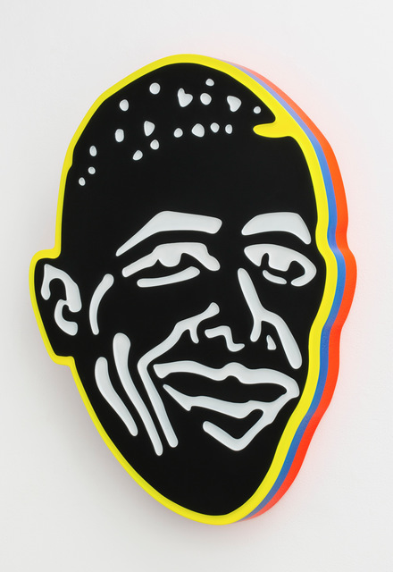 , 'Black and White Obama (Ecstasy),' 2013, Library Street Collective