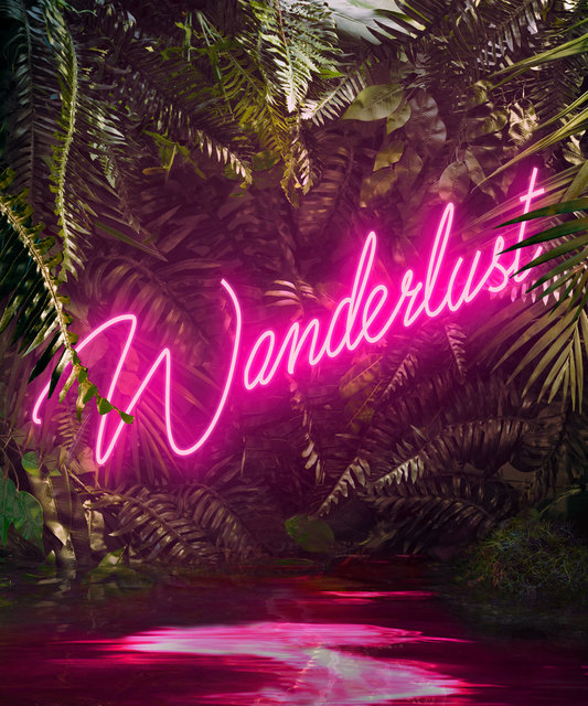 Yee Wong, 'Disco in the Jungle: Wanderlust Pink', ArtStar
