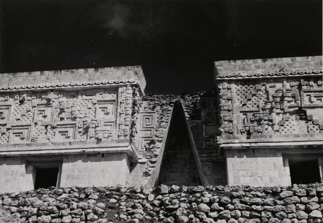 , 'Untitled (Uxmal, Mexico),' ca. 1940, Guggenheim Museum