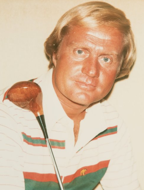 Andy Warhol, 'Jack Nicklaus', 1977, Heritage Auctions