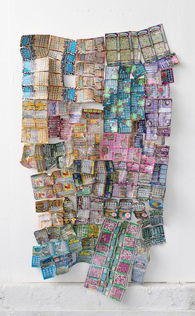 , 'Boston Fabric,' 2015-2017, CONNERSMITH.