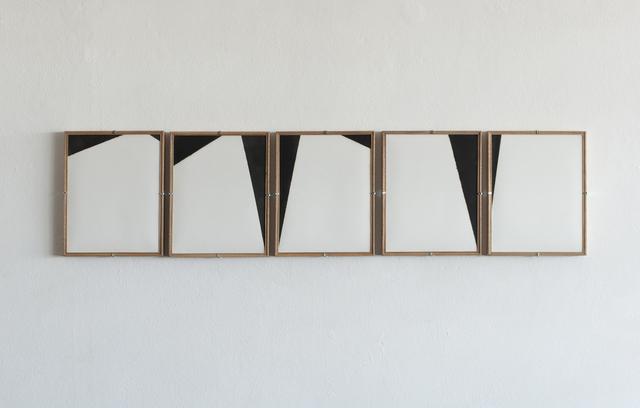 , 'Composition No. 36,' 2014, Josée Bienvenu