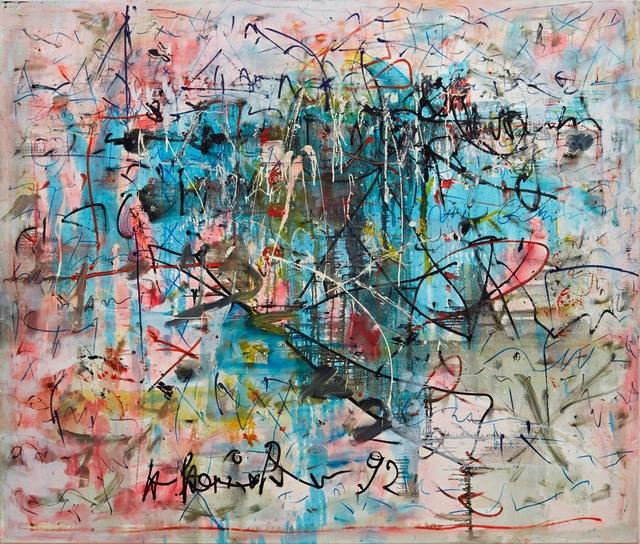 , 'Untitled,' 1992, Galerie Ernst Hilger