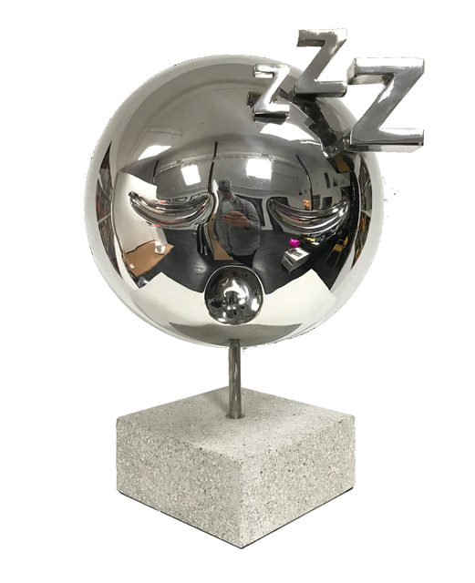 , 'Zzz (Polished Steel),' 2016, Axiom Contemporary