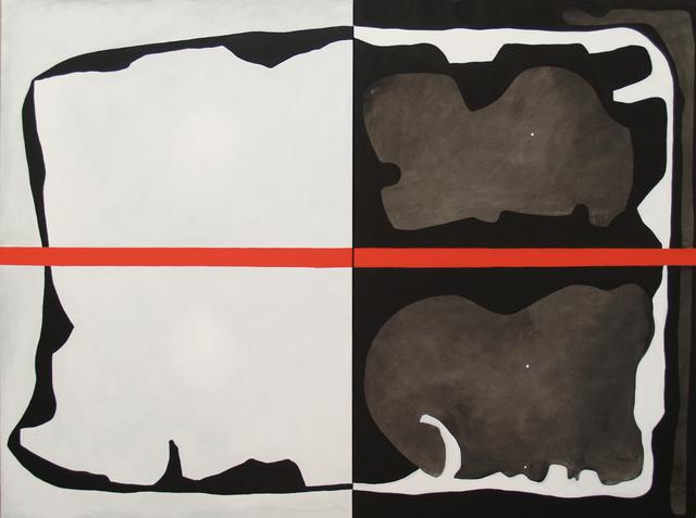 , 'Sunday Domino,' 2014, Matthew Liu Fine Arts