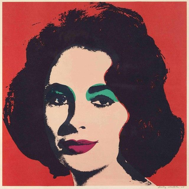 Andy Warhol, 'Liz II.7', 1964, OSME Fine Art