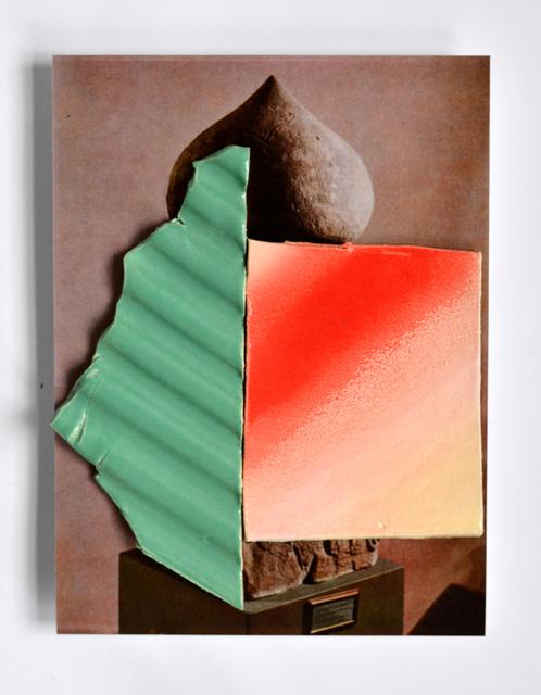 , 'Untitled (MDW044),' 2015, Asya Geisberg Gallery