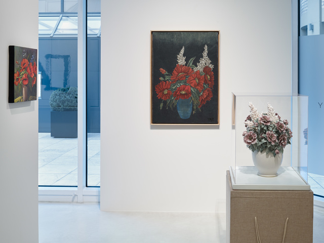 , 'These are still Flowers - Vase with Poppies 1924-2014,' 2014, SETAREH