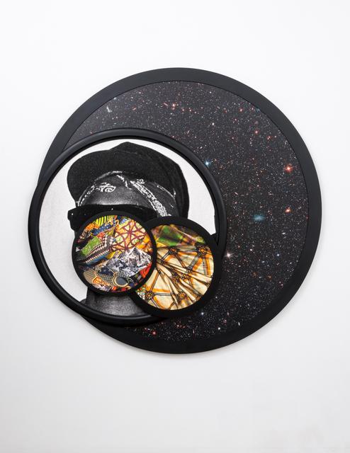 , 'Dark Matter,' 2015, Meliksetian   Briggs