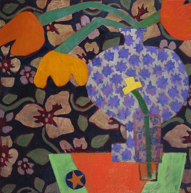 , 'Single Daffodil,' 2013, Kathryn Markel Fine Arts