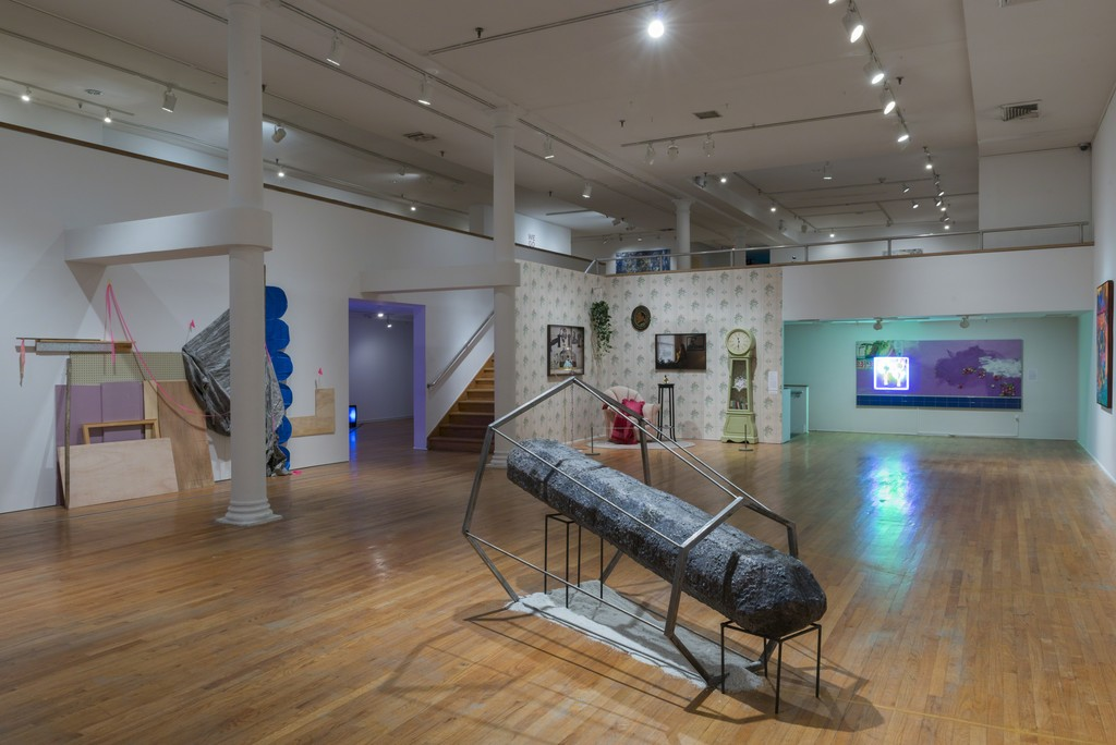 Fictions (installation view), The Studio Museum in Harlem, September 14, 2017–January 7, 2018. Photo: Adam Reich