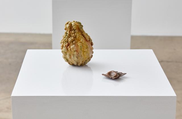 , 'gourd and ravioli,' 2015, Klowden Mann