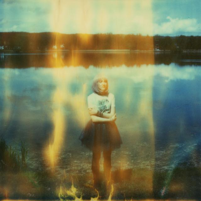 Julia Beyer, 'Galaxy Jump', 2017, Photography, Digital C-Print, based on a Polaroid, not mounted, Instantdreams
