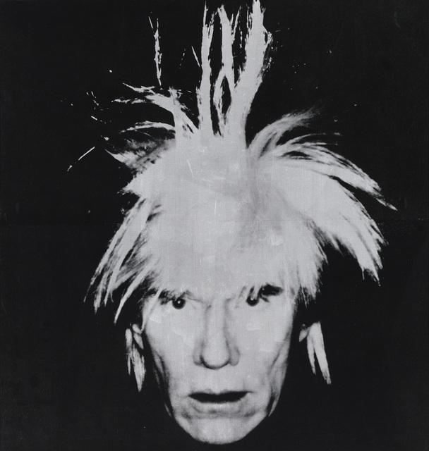 , 'Self-Portrait  203,2 x 193,5 cm  ,' 1986, Museum Brandhorst