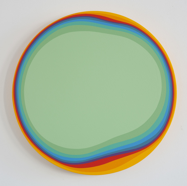 , 'Pastel Green,' 2017, MAGMA gallery