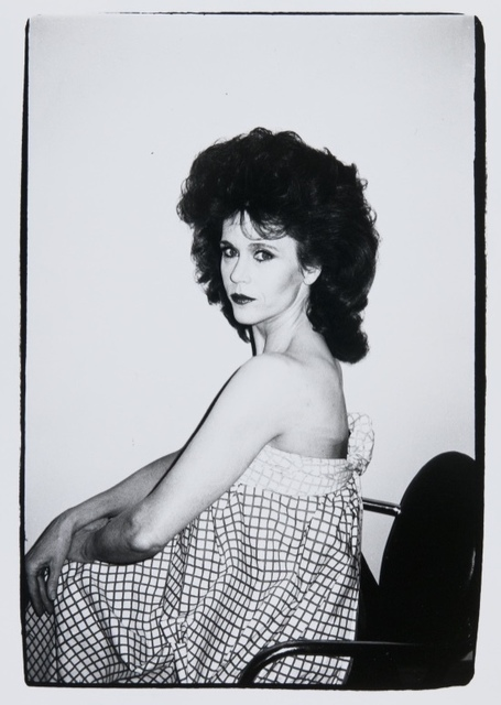 Andy Warhol, 'Andy Warhol, Photograph of Jane Fonda, 1982', 1982, Hedges Projects