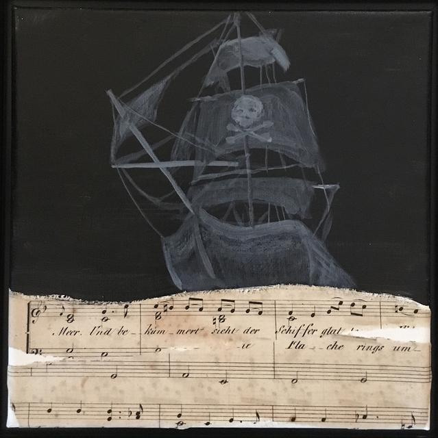 , 'Pirates,' 2018, Pleiades Gallery