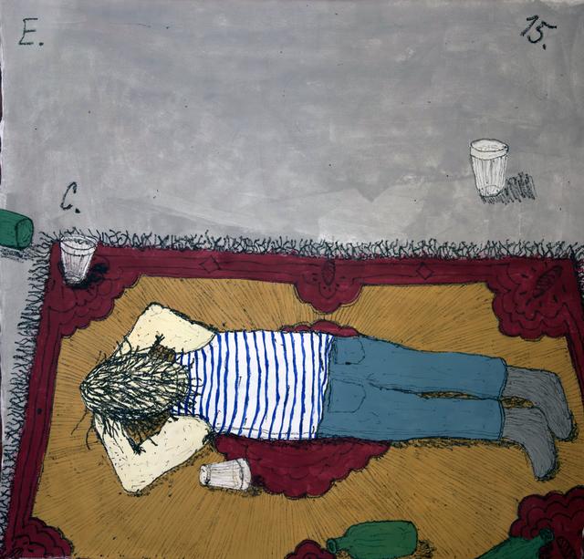 , 'Hangover,' 2015, TOLK Gallery