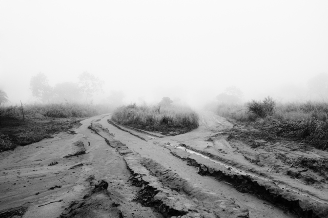 , 'Road to Tshikapa,' 2011, °CLAIR Galerie