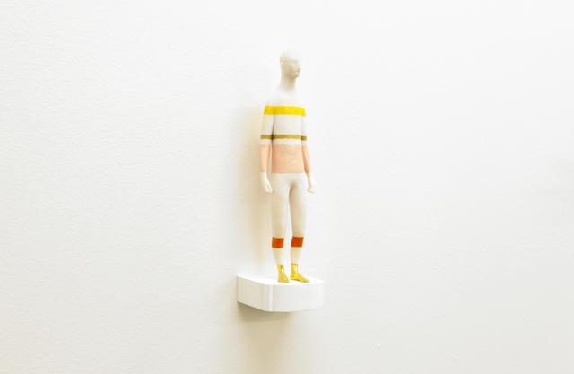 , 'Gold feet,' 2013, Galerie Bart