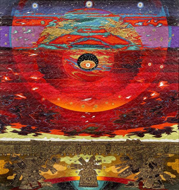 , 'Atlantis,' 2016, Gallery Khankhalaev