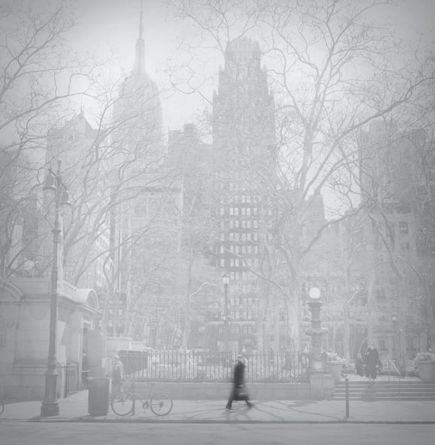 , 'Bryant Park, New York,' 2004, Damiani