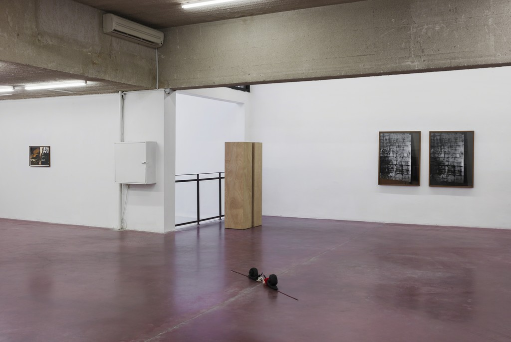 Pallaksh Pallaksh (I don't know just where I'm going), 2017, Exhibition view