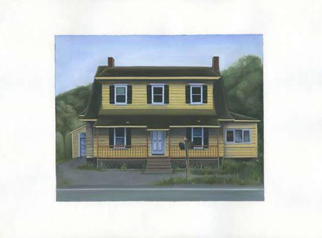 , 'Paper Town 3/40,' 2017, Fridman Gallery
