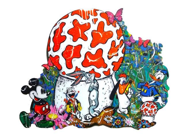 , '(GVA) Magic Mushroom,' 2017, ARTION GALLERIES