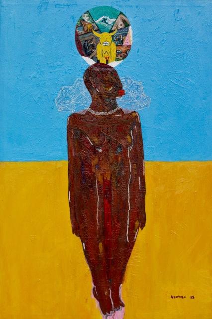 Sakhile Gumbi, 'Venus de Moet', 2018, Yebo Art Gallery
