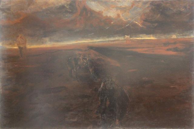 , 'Sin titulo (mono II),' 2003, Galería Quetzalli