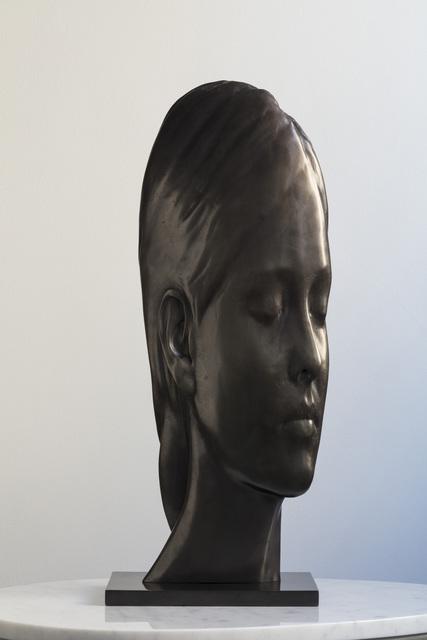 Jaume Plensa, 'Study for Maria', 2020, Sculpture, Bronze, Galeria Senda