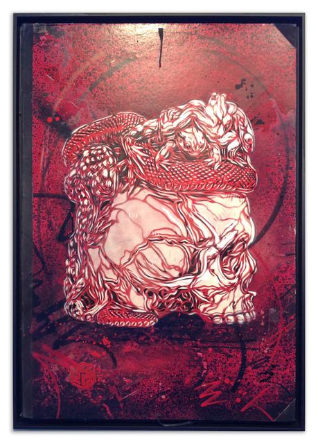 C215, 'Vanity', 2014, StolenSpace Gallery
