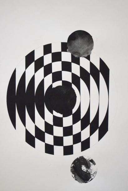 , 'Targets,' 2017, Ani Molnár Gallery