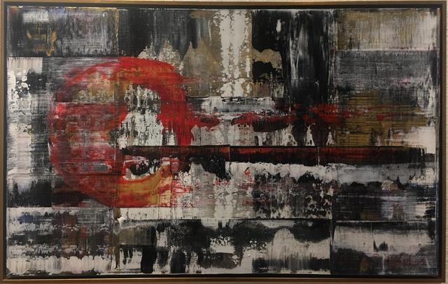 , 'Rising Sun,' 2017, Gallery Pegasus