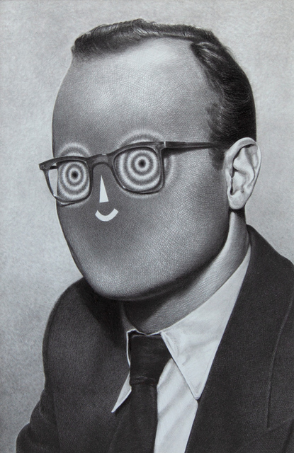 Raymond Lemstra, 'Man with glasses', 2018, Coleccion SOLO
