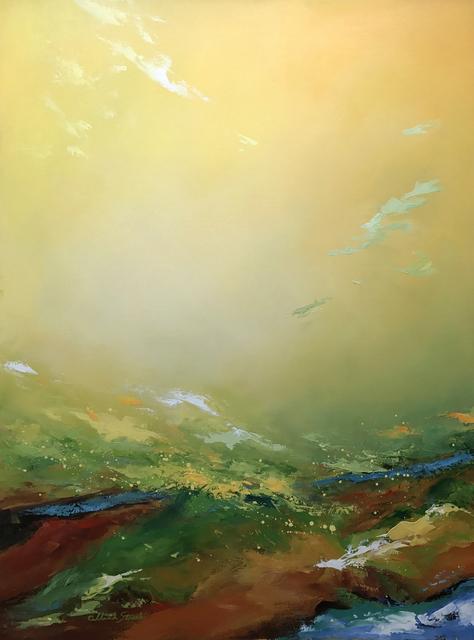 Mary Ellen Strack, 'Into The Woods 2', 2017, Springfield Art Association