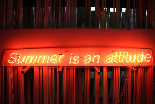 , 'Summer Is An Attitude,' 2008, Carpenters Workshop Gallery