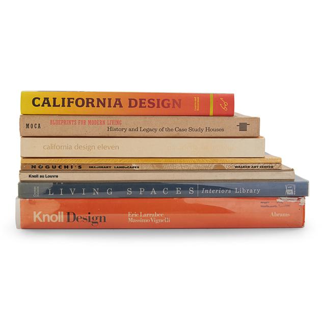 'Mid-Century Modern Design Books', Rago/Wright