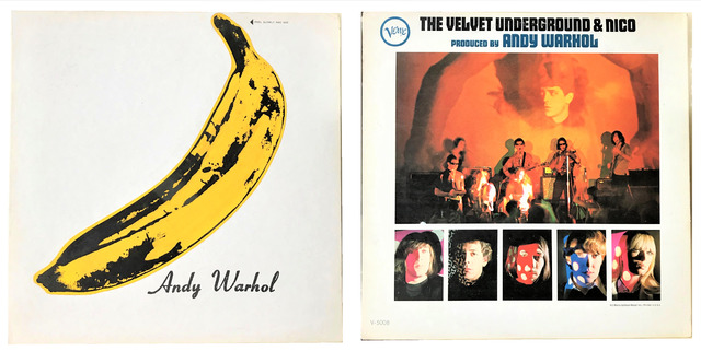 "Andy Warhol, 'THE HOLY GRAIL- RARE NEAR MINT, ""Andy Warhol"", , 1967, Velvet Underground & Nico LP , VERY RARE TORSO edition & UNPEELED BANANA STICKER, Museum Quality', 1967, VINCE fine arts/ephemera"