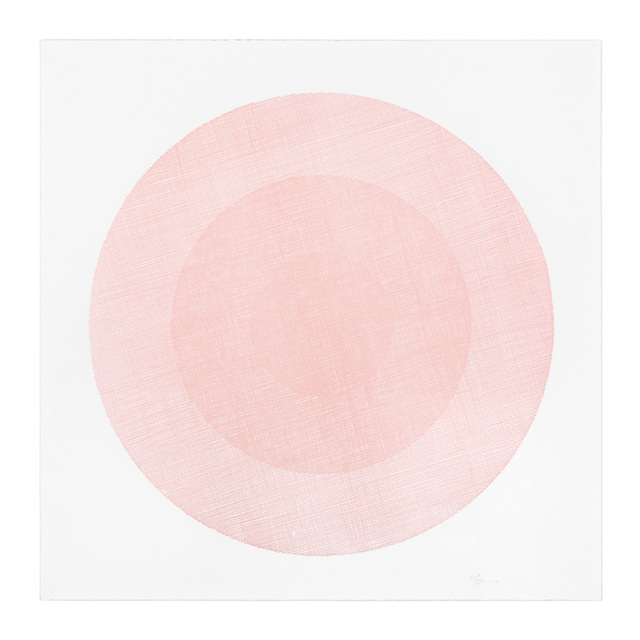 Mel Douglas, 'DEPTH AND DISTANCE II (PINK)', 2019, Traver Gallery