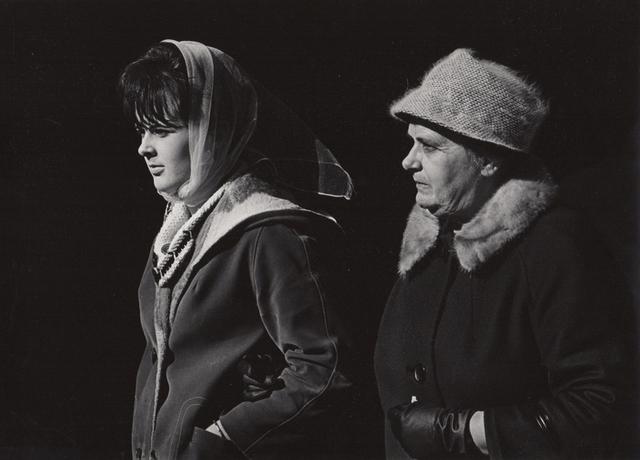 , 'Untitled (street scene with two women),' c. 1960's, Robert Mann Gallery