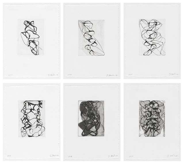 , 'Han Shan Exit (1-6),' 1993, Senior & Shopmaker Gallery