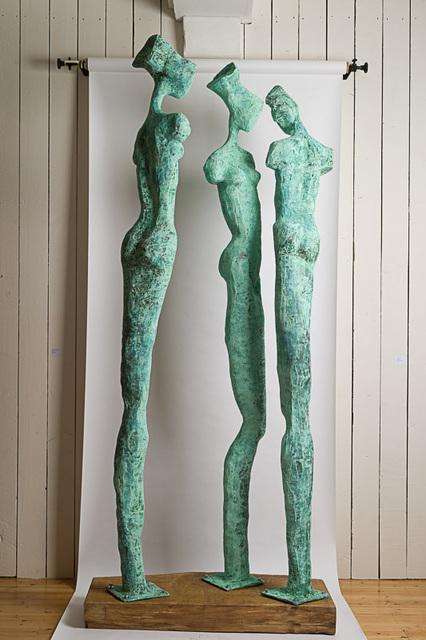 , 'Three Graces Grandes,' 2016, Candida Stevens