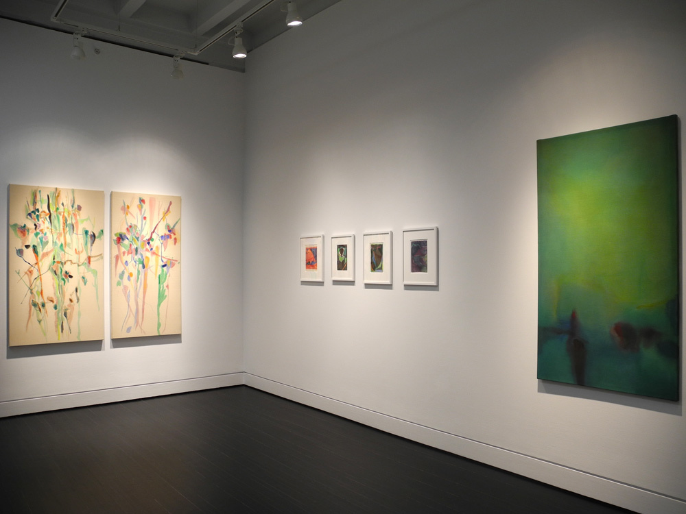 Willem de Looper, Stained Paintings: 1964-1970, January 17, 2015 - March 28, 2015, HEMPHILL Fine Arts