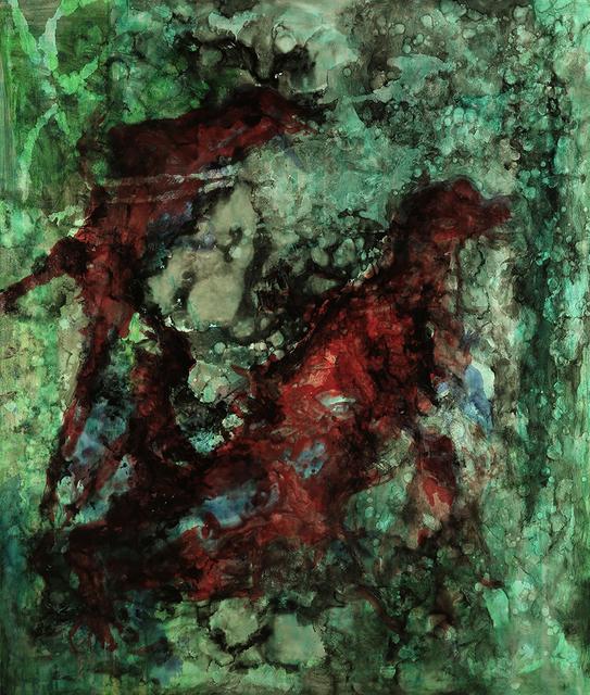 , 'ST XI, 2015,' 2015, Gachi Prieto