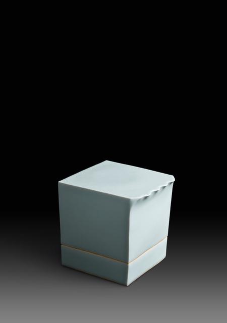 , 'Tō no hako, Porcelain Box (T-3842),' circa 1980, Erik Thomsen